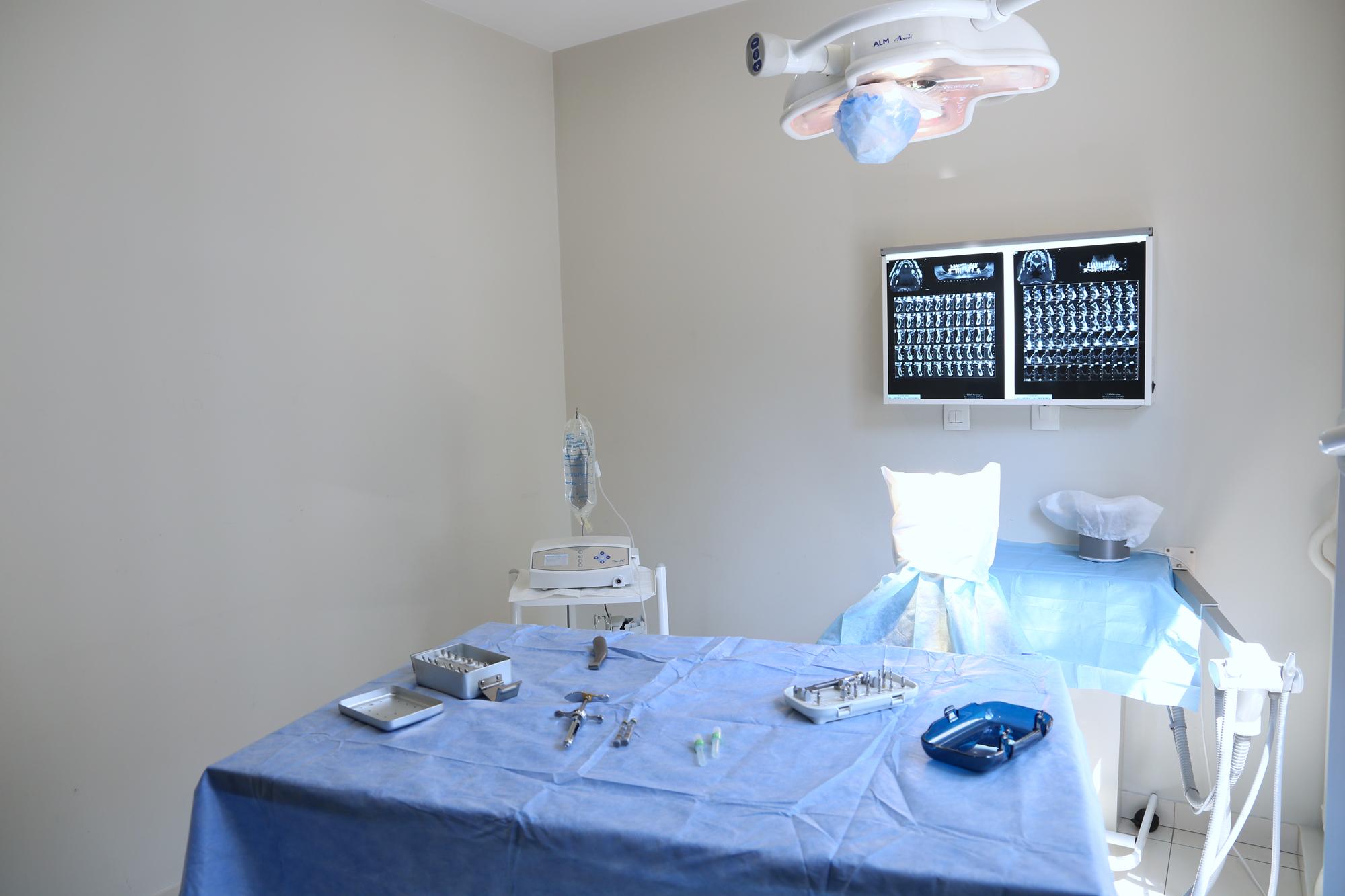 Bloc De Chirurgie