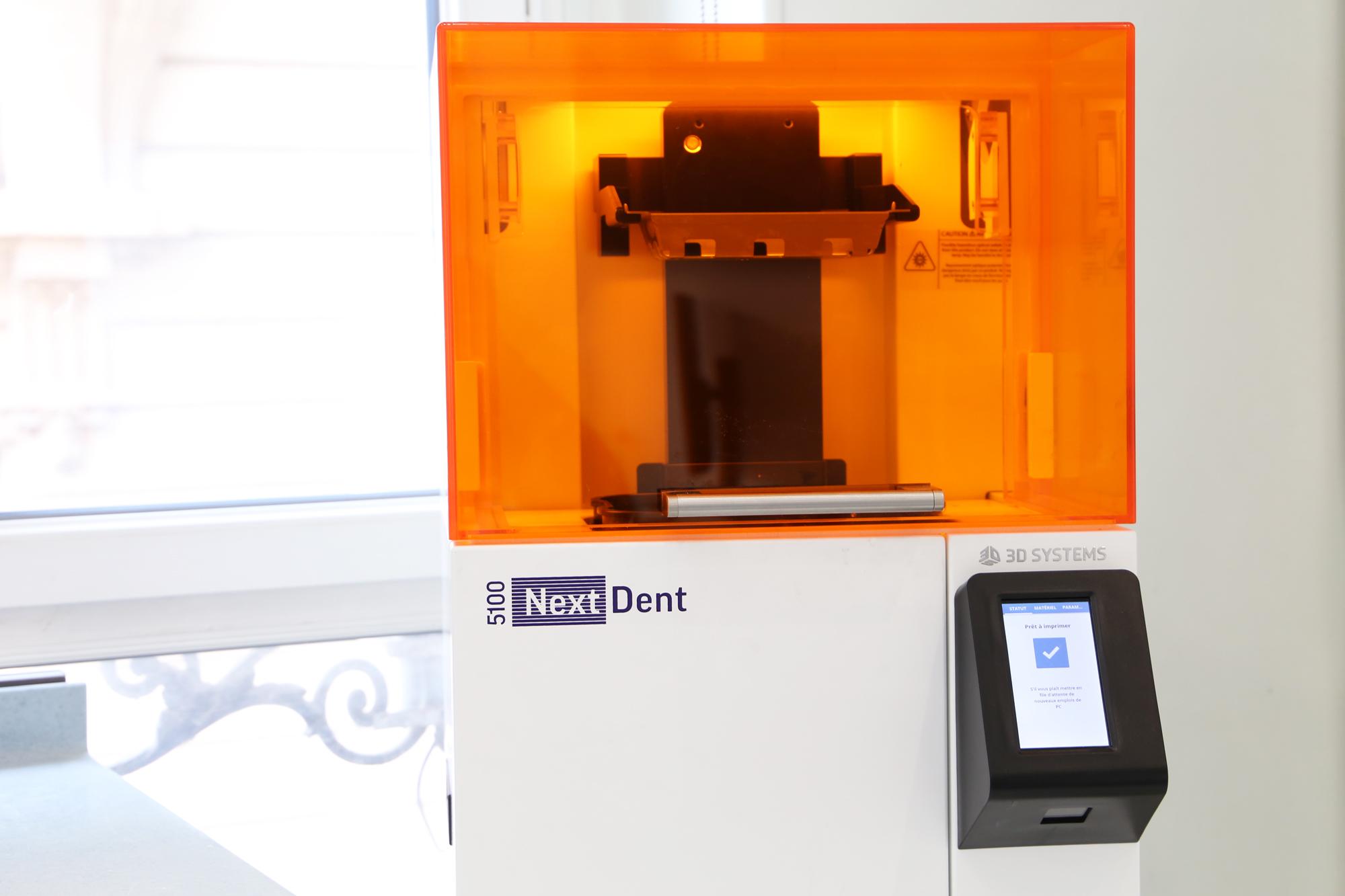 Imprimante 3D Dentaire